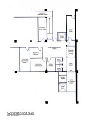basement floor plan design floor plan plans for house software