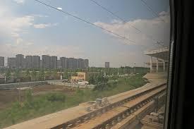 Zhuozhou East railway station