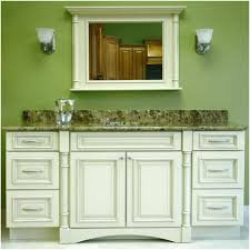 Bathroom Vanities Chicago by Diy Table Sink With A Decor That Has Four Outboard Lights And Two