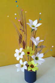 Flowers Home Decoration Hey Friends If You Like My Easy Diy Crafts Ideas Plz Share