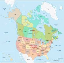 Map Of Arizona by North America Free Maps Free Blank Maps Free Outline Maps Free