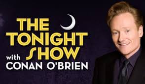 Show with Conan O'Brien is