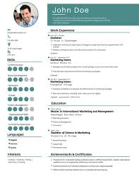 Resume Samples Of Software Engineer by 50 Most Professional Editable Resume Templates For Jobseekers