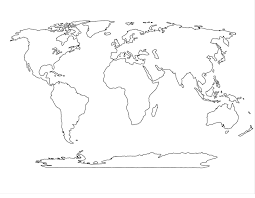 Pictures Of World Map by Looking For A Blank World Map Free Printable World Maps To Use In