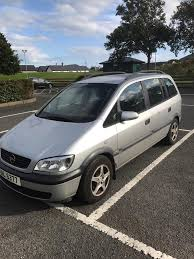 opel zafira 1 9 diesel will sell with full year mot good running
