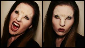 vampire sfx makeup tutorial buffy the vampire slayer inspired