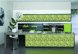 Green Tile Backsplash by Wholesale Mosaic Tile Crystal Glass Backsplash Dinner Design
