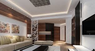 interior tips ceiling lighting with modern sofa and upholstered