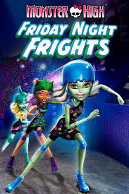 Monster High: Monstruitas sobre ruedas
