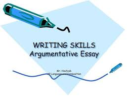 Math Worksheet   How To Write An Argumentative Essay For Ap Language And How To Write