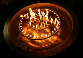 Fire Pit Burner by Propane Burners For Fireplace And Fire Pits Fire Glass Fireglass