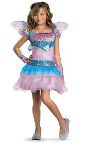 Sea Monster Halloween Costume by Winx Club Bloom Deluxe Child Costume Winx Club Costumes And
