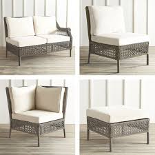 Build Your Own Sectional Sofa by Sunset Pier Gray Build Your Own Sectional Pier 1 Imports