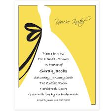 wedding shower invitations online bridal shower invitations