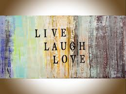 live laugh love by qiqigallery 48