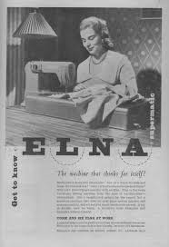 elna supermatic add my vintage elna sewing machines obsession
