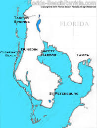 Map Of Florida Cities And Towns by Top Towns To Visit On Your Clearwater Beach Vacation