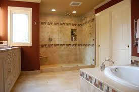 grey panel wainscoting master bathroom tile design white vessel