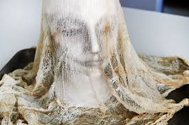 diy halloween super creepy severed head