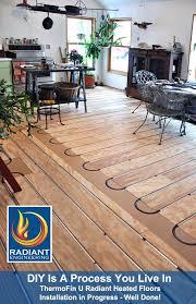 heated floors under laminate top 25 best in floor heating ideas on pinterest heated bathroom