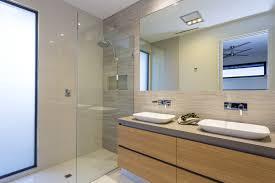 fabulous bathroom design by pivot homes his u0026 her caroma gem