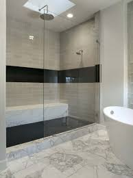 Beige And Black Bathroom Ideas Shower Tiles 14 Inspiring Designs And Patterns