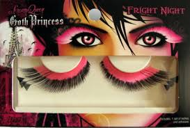 z ardell fright night goth princess lash kit fright night