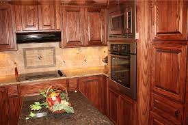 Ash Kitchen Cabinets by Mcallen Kitchen Douglas Remodeling Inc