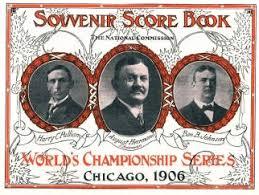 1906 Program from sports logos