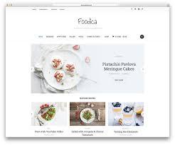 30 best personal blog wordpress themes 2017 colorlib foodica creative blog wordpress website template