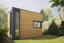 Backyard Office Prefab by The Micropod And Micropod Max Are The Smallest Of Our Garden