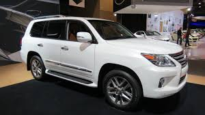 lexus of toronto used cars 2013 lexus lx 570 ultra premium package at the 2013 canadian int