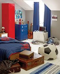 sports themed kids rooms inspiration for you home footbal scheme