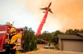 Willow Wildfire California by Yosemite Wildfire U0027couldn U0027t Even See The Sun U0027