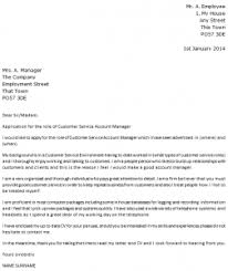example of a good cover letter   Template   strong cover letters