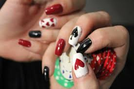 christmas themed acrylic nails sbbb info