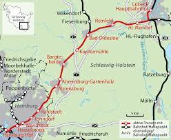 Lübeck–Hamburg railway