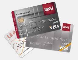 Santander Business Debit Card Prepaid Cards Banking Bb U0026t Bank