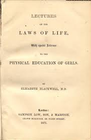 elizabeth blackwell that there is doctor of medicine career