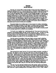 college essay samples free FAMU Online