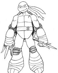 tmnt coloring pages raphael virtren com