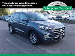 used hyundai tucson for sale special offers edmunds