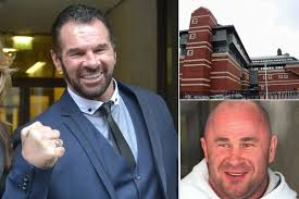 Thomas Joyce        a cousin of reality TV star Paddy Doherty   was