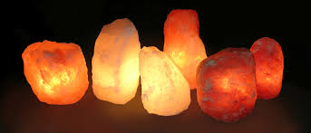 Himalayan Salt Light by Unique Himalayan Salt Lamp