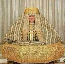 The Daughter Of Saudi Arabia     s King Recently Got Married Wearing A     Indiatimes com
