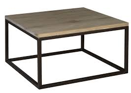 Table Basse Industrielle Pas Cher by Table Basse Carree Industrielle U2013 Phaichi Com