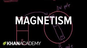 introduction to magnetism physics khan academy youtube