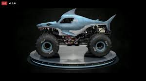 bigfoot king of the monster trucks image sharktruck png monster trucks wiki fandom powered by wikia