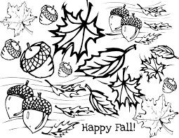 free fall coloring pages printable olegandreev me