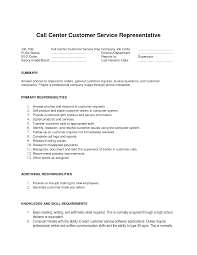 Customer Services Resume Sample by Download Customer Service Call Center Resume